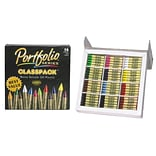 Crayola® Portfolio® Series Water-Soluble Oil Pastels Classpack®, 300/Box