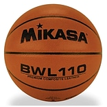 Mikasa® 28 1/2 Compact Womans Composite Leather Basketball, Size 6
