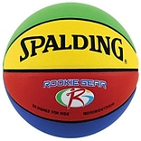 Spalding® 27 1/2 NBA Rookie Gear Composite Basketball, Multicolor