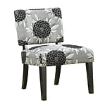 COASTER Wood Contemporary Accent Chair White