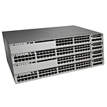 Cisco™ Catalyst 3850 Manageable Layer 3 Switch; 48-Ports (WS-C3850-48F-E)
