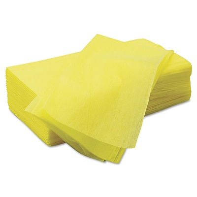 Chix Masslinn Dust Cloths Yellow