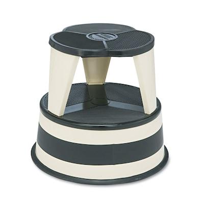 Image of Cramer(r) KIK Step-Rolling Stool, Beige