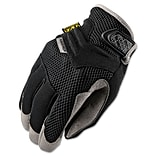 Lrg Spandex/Synthetic Padded Palm Gloves