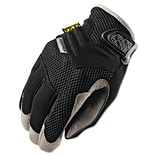 XL Spandex/Synthetic Padded Palm Gloves