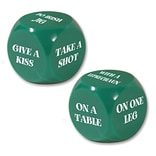 Beistle St Patrick Decision Dice Game