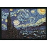 Amanti Art Vincent Van Gogh The Starry Night Framed Print Art, 25.38 x 37.38