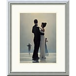 Amanti Art Jack Vettriano Dance Me to the End of Love Framed Art, 22 x 18