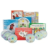 S&S® Childrens Books With CDs, 6/Set
