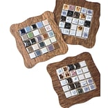 Geeperz™ Tiny Tile Coasters Craft Kit, 16/Pack