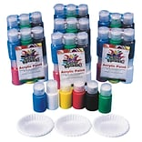 Color Splash® 3/4 oz. Acrylic Paint Pass Ar...