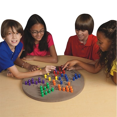 S&S 20 x 1 Super Chinese Checkers (W10053)