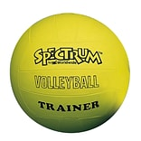 Spectrum™ Trainer Volleyball, 10(Dia.), Yellow