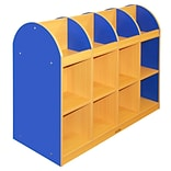 ECR4®Kids Colorful Essentials™ 2-Sided Standard Book Stand, Blue