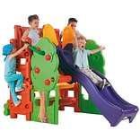 ECR4®Kids Tree Top Climb and Slide Play Set