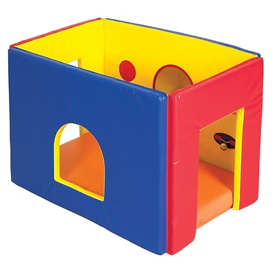 ECR4®Kids Softzone® Discovery Play Cube