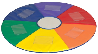 ECR4(r)Kids Softzone(r) Picture Me Play Mat