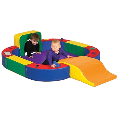 ECR4®Kids Softzone® Discovery Center Play Set