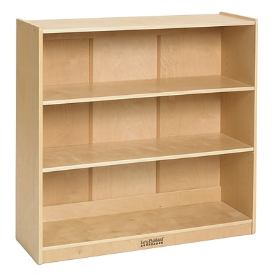 ECR4®Kids 36 Classic Birch Bookcase, Natural