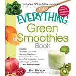 The Everything Green Smoothies Book Britt Brandon Paperback