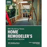 BNI Building News Home Remodelers Costbook 2014 William D. Mahoney Paperback