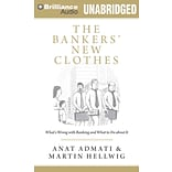 The Bankers New Clothes Anat Admati , Martin Hellwig CD