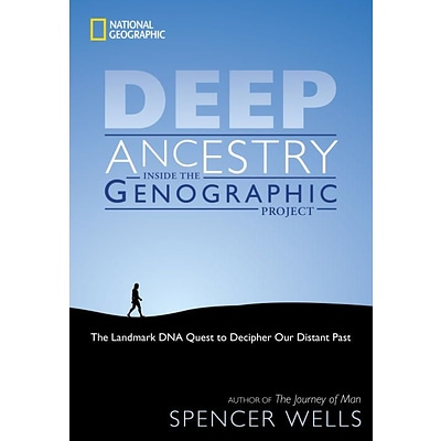 Deep Ancestry Spencer Wells Paperback
