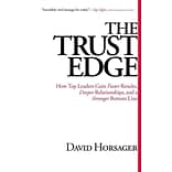 The Trust Edge David Horsager Hardcover