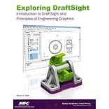 Exploring DraftSight Randy Shih Paperback