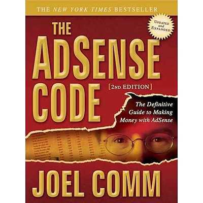 The Adsense Code A Strategy Joel Comm Paperback