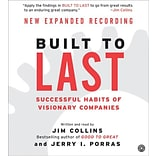 Built to Last Jim Collins CD
