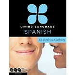 Living Language Spanish, Essential Edition Beginner, including coursebook