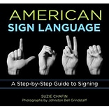 Knack American Sign Language Suzie Chafin Paperback