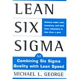 Lean Six Sigma Michael L. George Hardcover