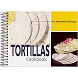 Tortillas Cookbook G & R Publishing Spiral Bound