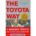 The Toyota Way Jeffrey Liker Hardcover