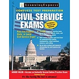 Civil Service Exams LearningExpress Editors Paperback