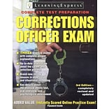 Corrections Officer Exam LearningExpress Editors Paperback