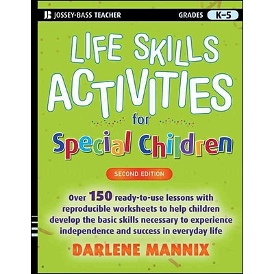 Life Skills Activities for Special Children Darlene Mannix Paperback