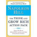 The Think And Grow Rich Action Pack Napoleon Hill Paperback