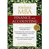 The Portable MBA in Finance and Accounting Theodore Grossman , John Leslie Livingstone Hardcover