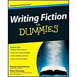 Writing Fiction for Dummies Randy Ingermanso, Peter Economy Paperback