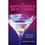 The Bartenders Best Friend, Updated and Revised Mardee Haidin Regan Paperback