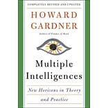 Multiple Intelligences: New Horizons in Theory and Practice Howard E. Gardner Paperback