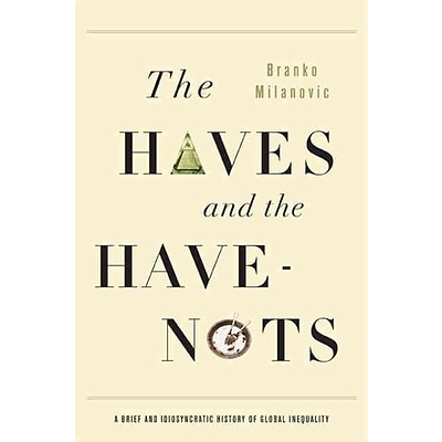 The Haves and the Have-Nots Branko Milanovic Paperback