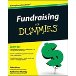 Fundraising For Dummies John Mutz, Katherine Murray Paperback