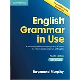 English Grammar in Use with Answers Raymond Murphy Paperback