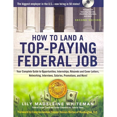 How to Land a Top-Paying Federal Job