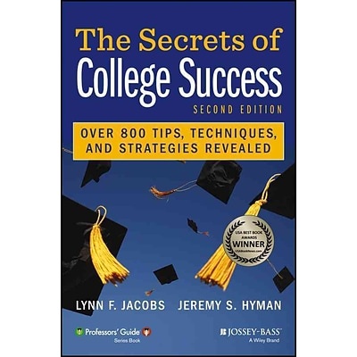 The Secrets of College Success (Professors Guide)