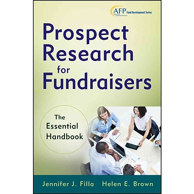 Prospect Research for Fundraisers